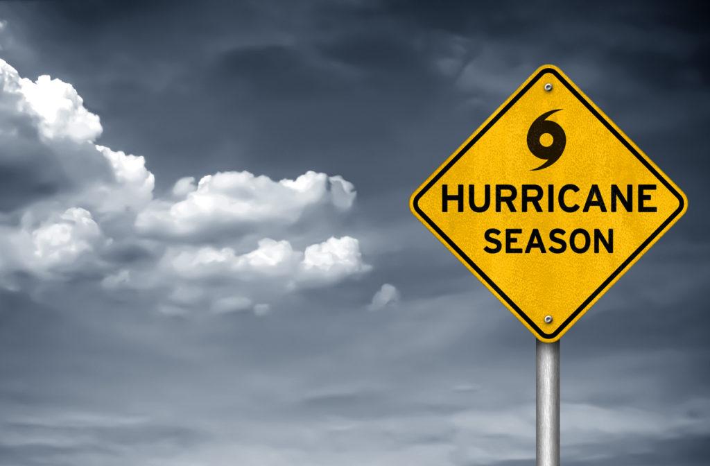 hurricane season and IRS preparation